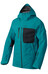 Oakley M's Solitude Gore-Tex 3L Jacket Aurora Blue